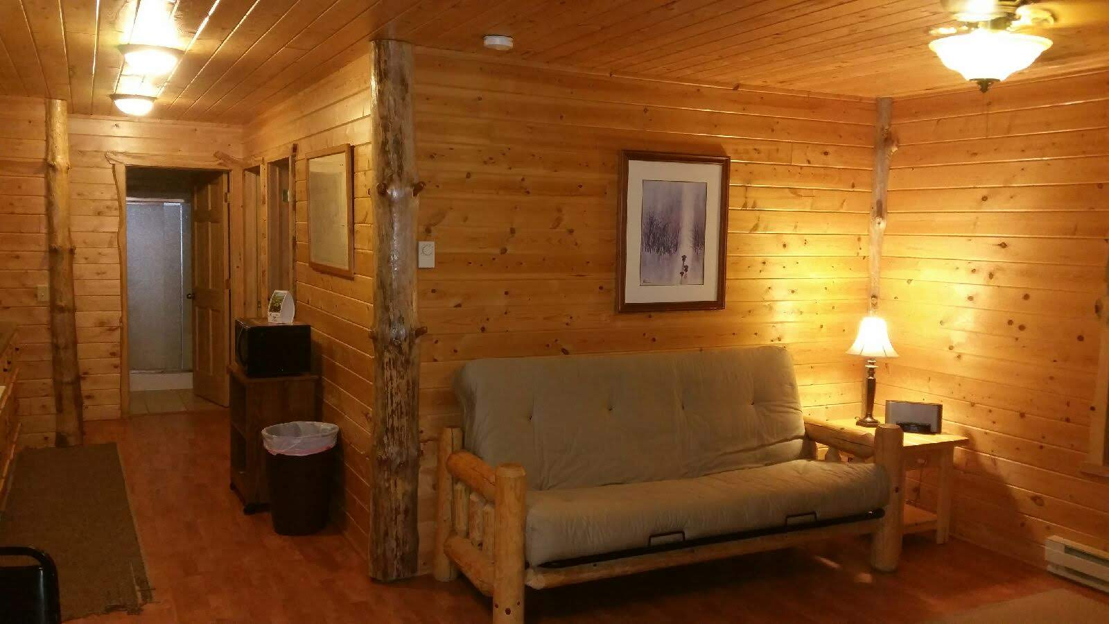 Uncle Kenny's Log Cabin #6
